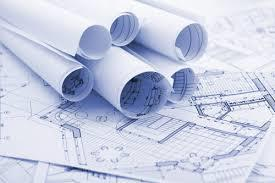 Image of rolled plans