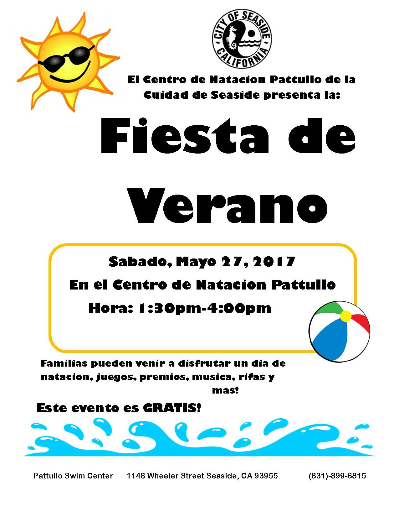Summer Kick-Off 2017SPANISH