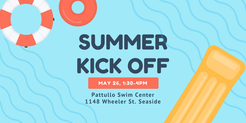 Pattullo Summer Kick Off