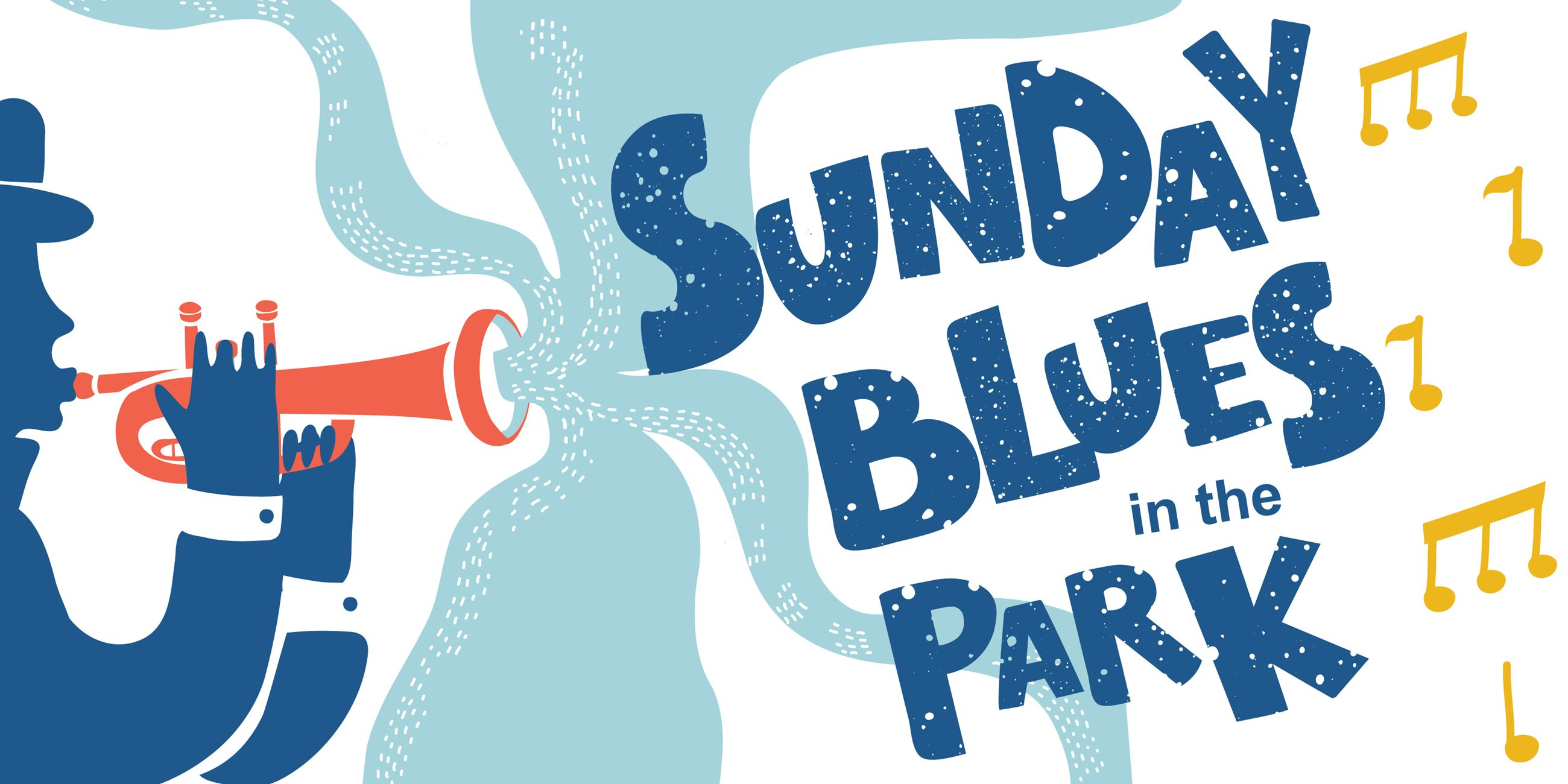 Sunday Blues Poster