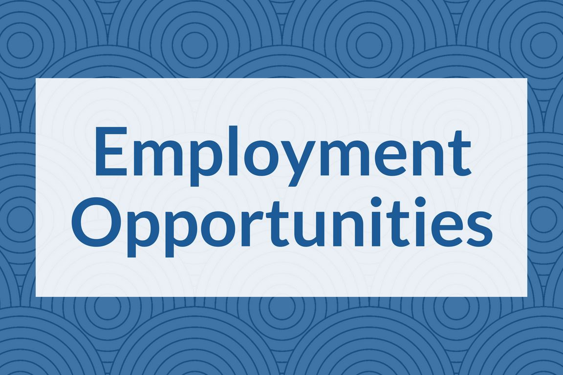 """Employment Opportunities"" graphic icon"