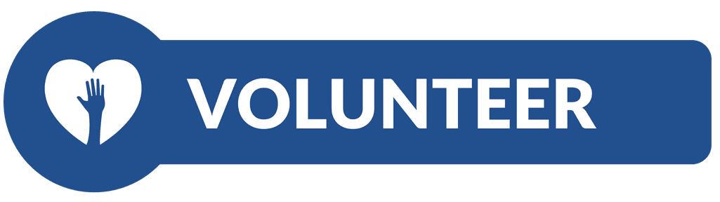 """Volunteers"" graphic icon"