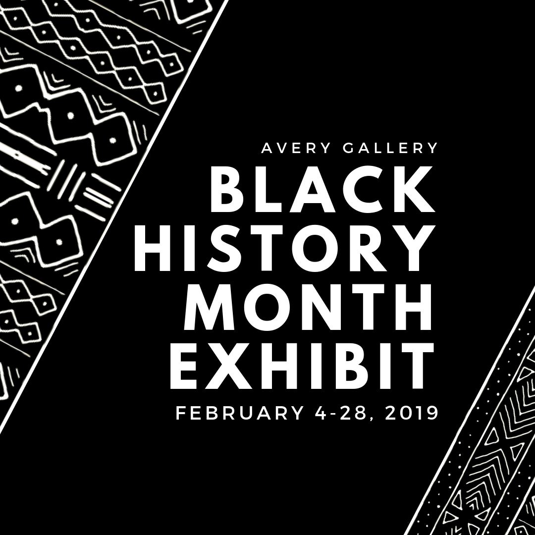 Image for Black History Month Exhibit