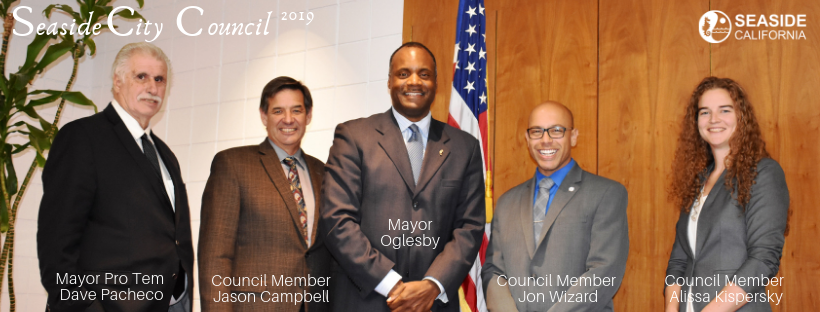 Seaside City Council 2019