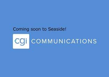 CGI Communications is coming soon to Seaside