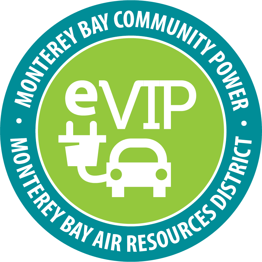 Monterey Bay Community Power Electric Vehicle Incentive Program logo