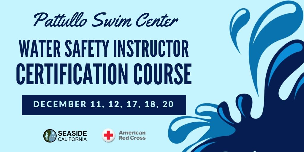 Water Safety Instructor Certification Course at Pattullo Swim Center