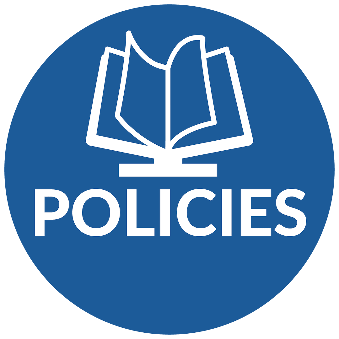 Button for Policies